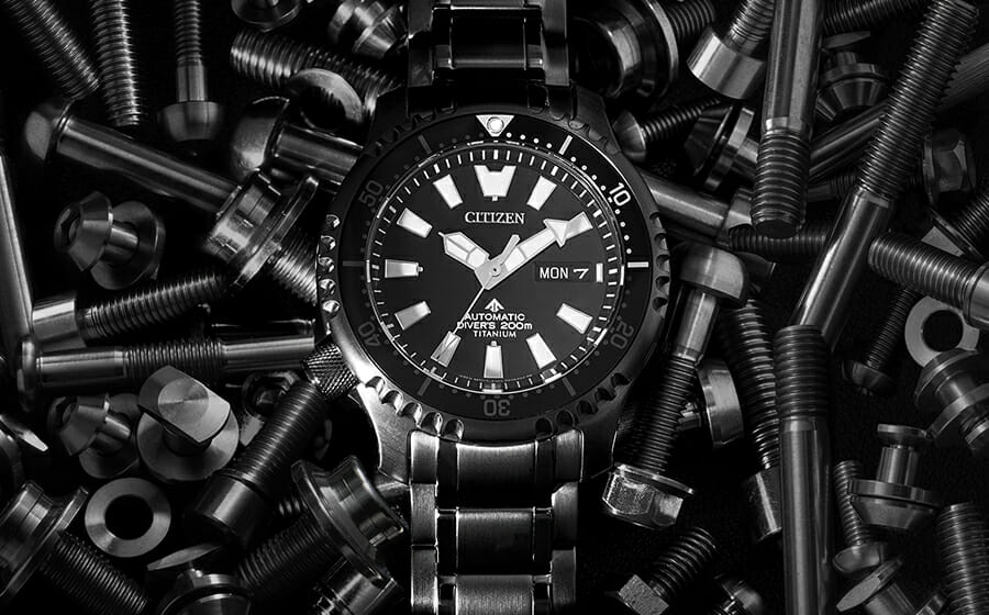 The Appeal of The Stealthy All Black Watch