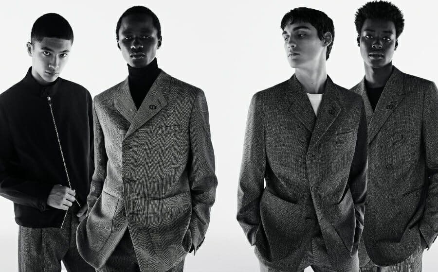 Suit Up for Tomorrow With the Dior Modern Tailoring Collection