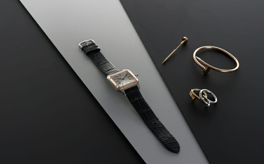 Bedazzle Your Attire With Cartier