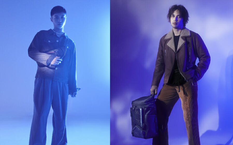 Khris Aiden and Nathaniel Fong Take On the Latest Braun Buffel Collection