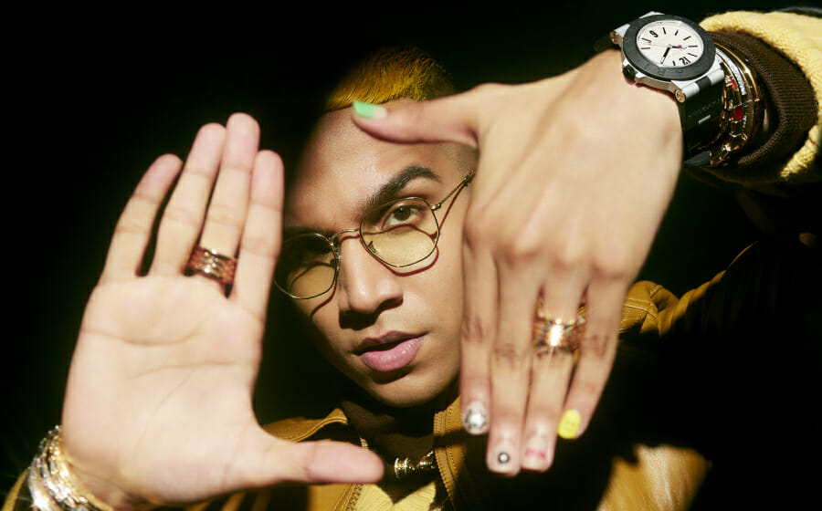 Drip in Ice like Our December/January 2021 Cover Star, Yung Raja