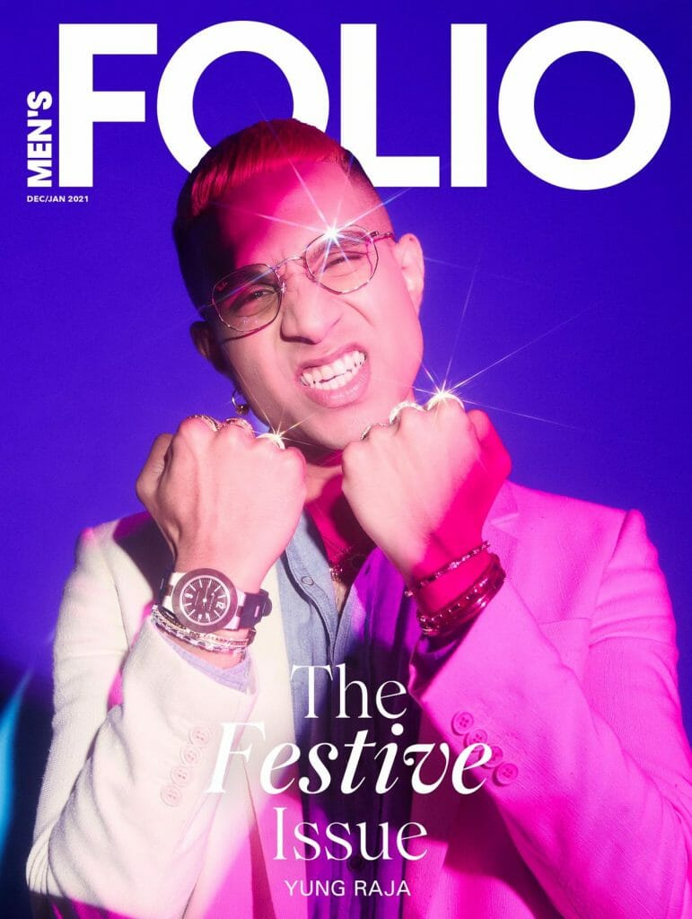 Drip in Ice Like Our December 2020 Cover Star, Yung Raja