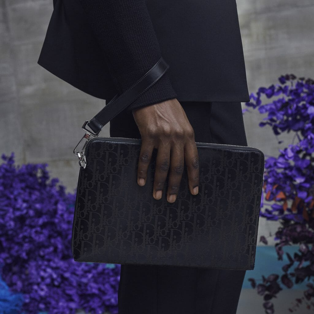 The Dior Men Pre-Spring 2021 Accessories Are Savoir Faire with Ease