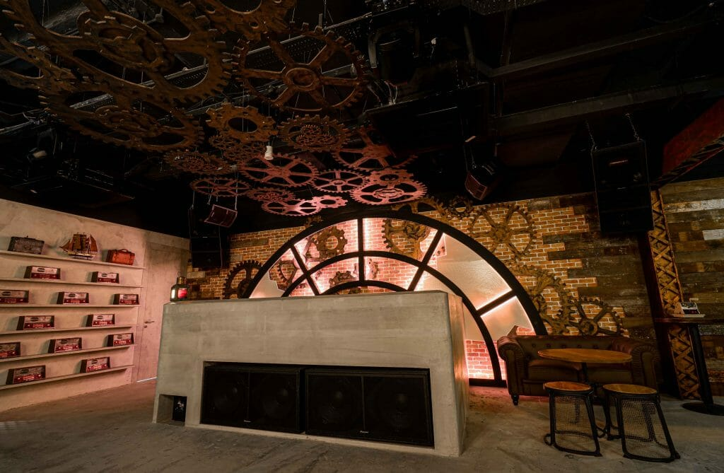 Rails Is a Balls-Out-Wheel-Turning-Good-Times Steampunk Bar in Tanjong Pagar