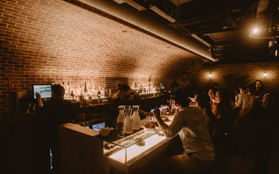 Rails Bar & Lounge is A Balls-Out-Wheel-Turning-Good-Times Steampunk Bar in Tanjong Pagar