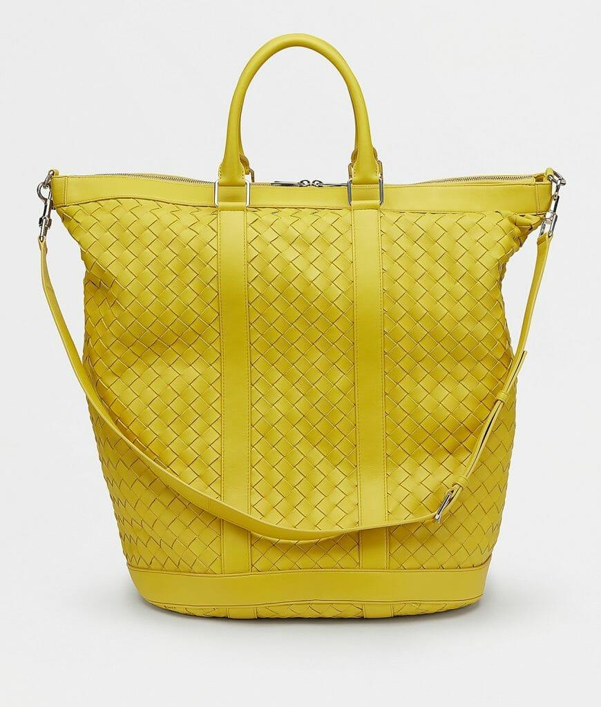 The Best Spring Summer 2021 Menswear Bags Look Good on Everyone