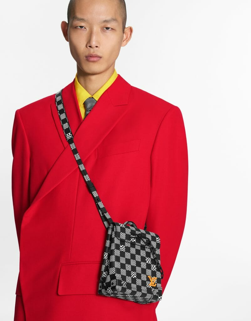 The Louis Vuitton Keepall and Steamer Are the Season's Micro Delights