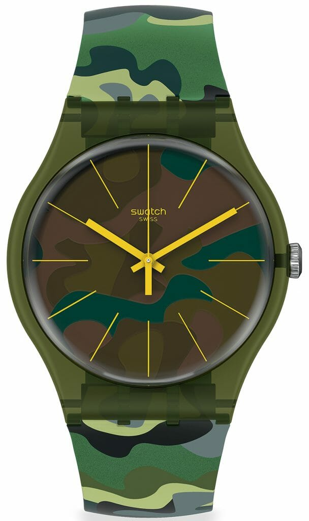 Cashing in on Green Watches