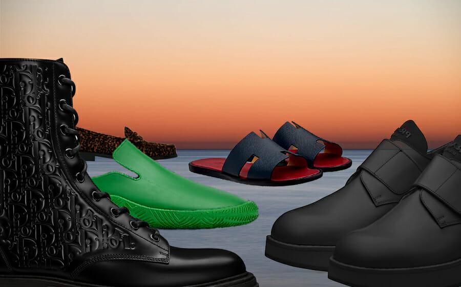 "The Men's Folio Team's ""Best Menswear Shoes Of the Season"" Picks"