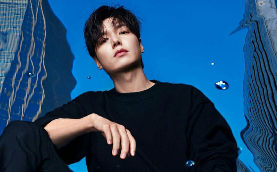 Lee Min Ho Takes on The Louis Vuitton Tambour Street Diver