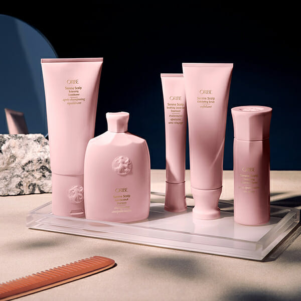 These Are the Best April 2021 Grooming Launches oribe serene scalp