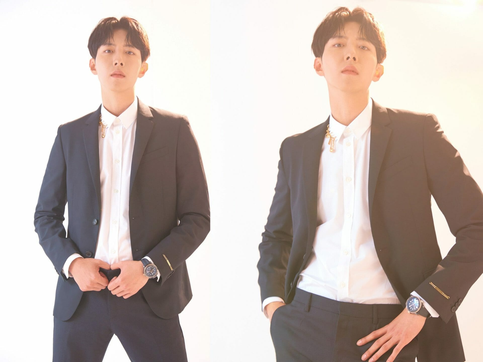 Presenting Lee Jung-Shin of CNBLUE, Our June/July '21 Cover Star