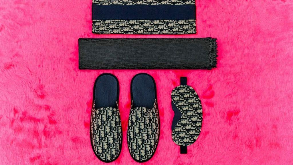 Dior Men Unveils its First Ever Homewear Kit