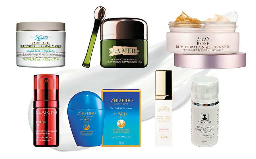 Men's Folio Grooming Awards 2021 Part III: Best Sunblocks, Eye Creams and Masks