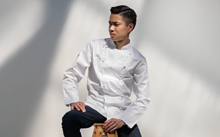 #Men'sFolioMeets Chef Mathew Leong, a Singaporean Competitor at The Bocuse d'Or 2021