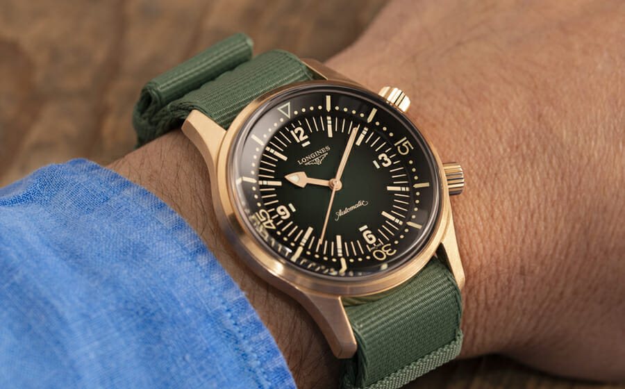 Nato Straps Are the Undisputed Kings of Casual