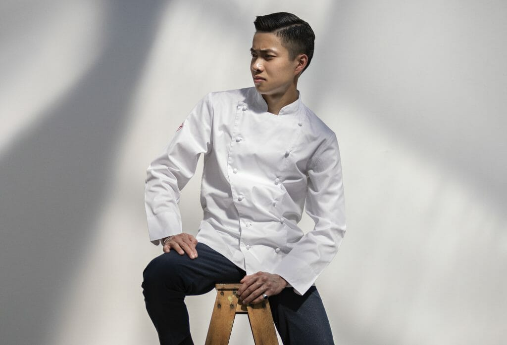 #Men'sFolioMeets Chef Mathew Leong, a Competitor At the Bocuse d'Or 2021 A L'aise