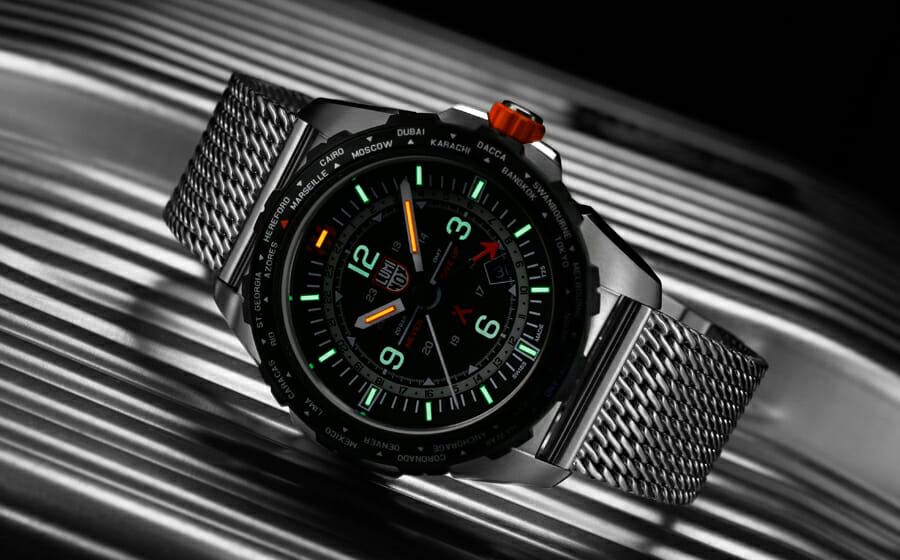 The Luminox Bear Grylls Collection Will Push Your Limits