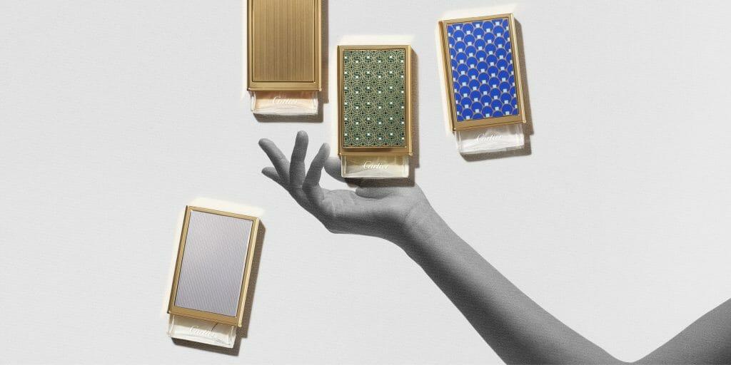 The Cartier Nécessaires à Parfum Collection is a Cosmetic Collectible