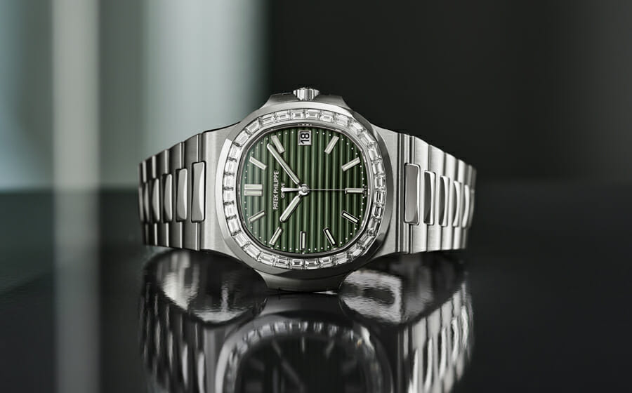 Icy Watches to Beat the Soaring Heat