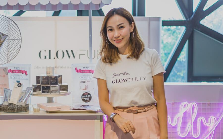 #MensFolioMeets Charlene Sim of Glowfully, the Skincare Brand Formulated for Singapore Skin