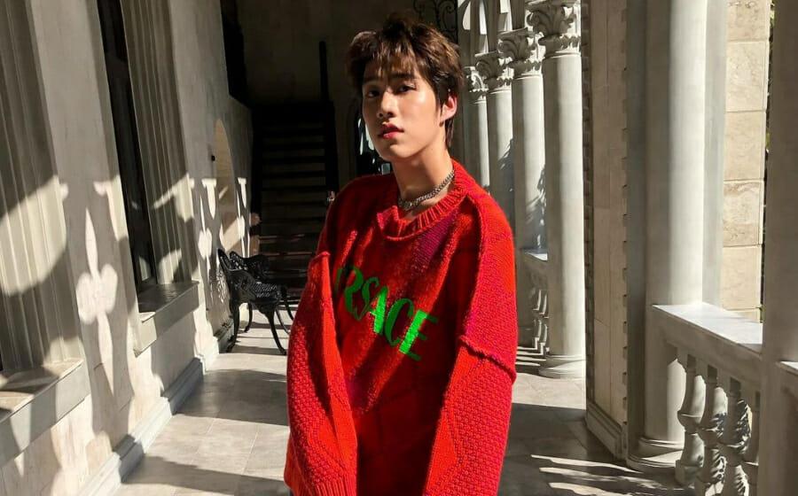#ManCrushMonday — Krit Amnuaydechkorn Revives the Slogan Sweater Trend