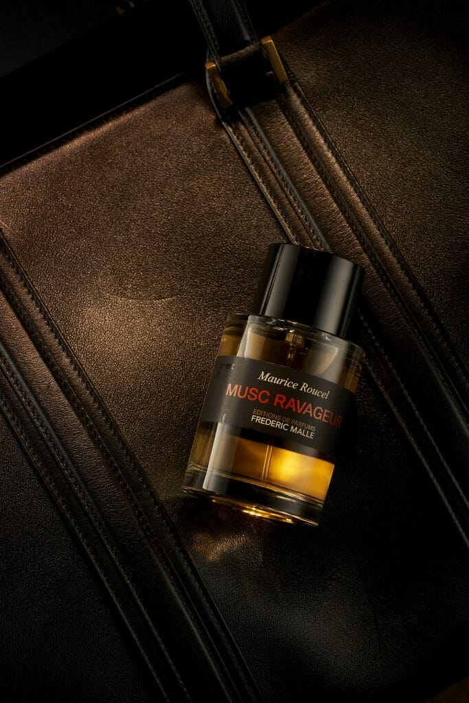 Men's Folio Grooming Awards 2021 Special: The Best Sex-In-a-Bottle Fragrance Frederic Malle Musc Ravegeur