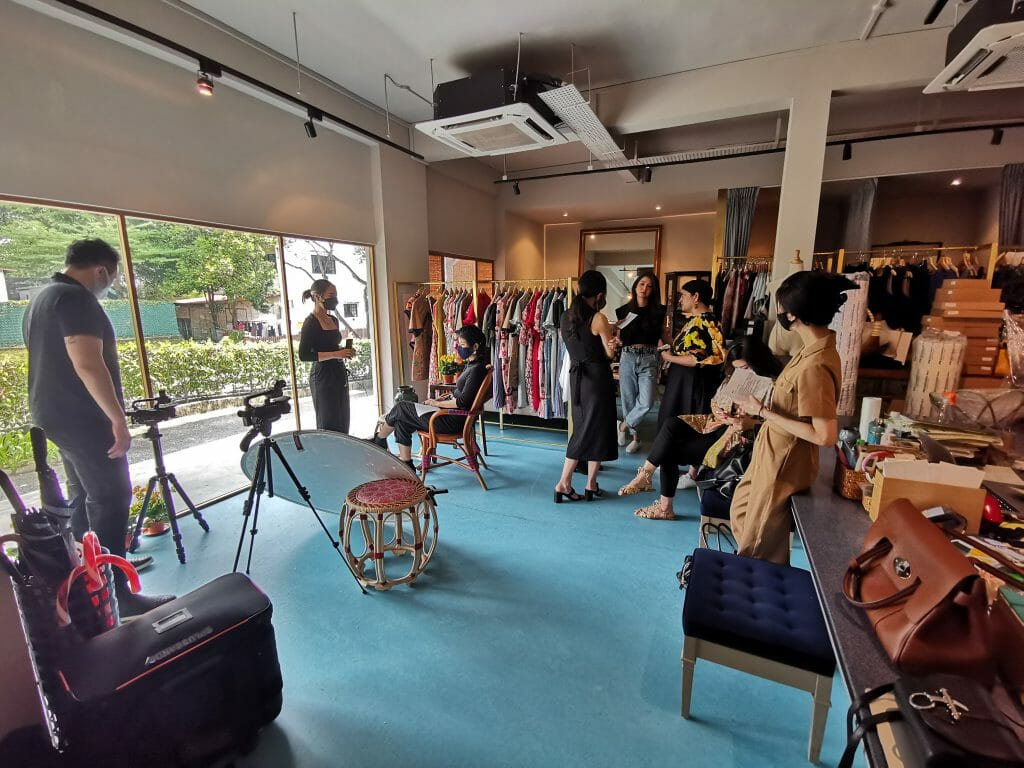 FFelicia Toh, a Student Curator, Takes Us Through the Makings of #SGFASHIONNOW