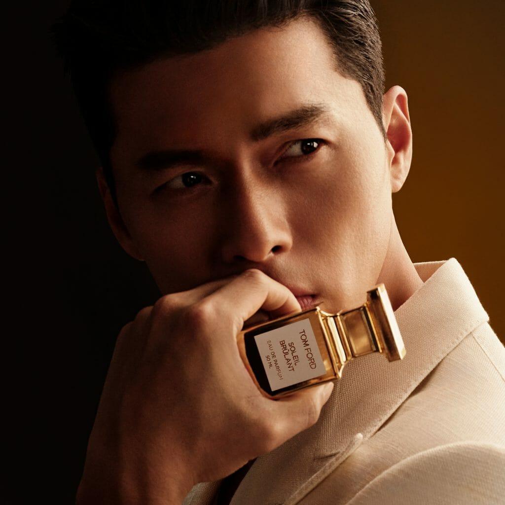Soleil Brûlant #ManCrushMonday — Hyun Bin is Tom Ford Beauty's First Fragrance Attaché