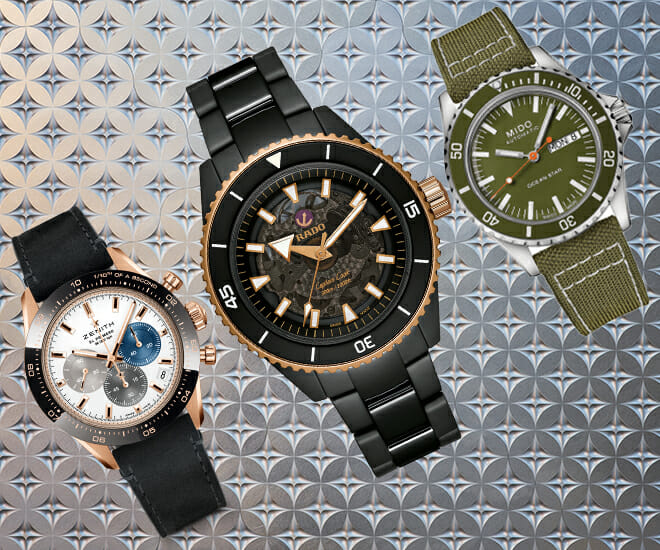 Five Powerful Timepieces for Adventure Seekers
