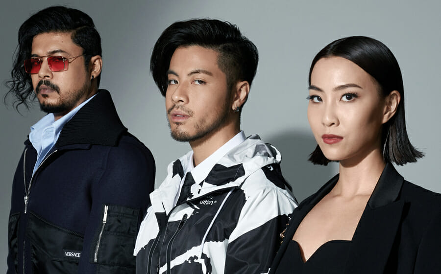 James Kumar, Benjamin Kheng and Sonia Chew On Their Own Personal Heroes