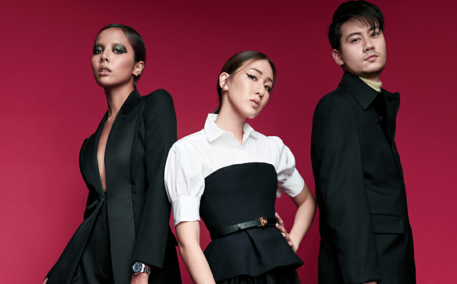 Aisyah Aziz, Kimberly Wang and Edward Russell On Their Personal Heroes