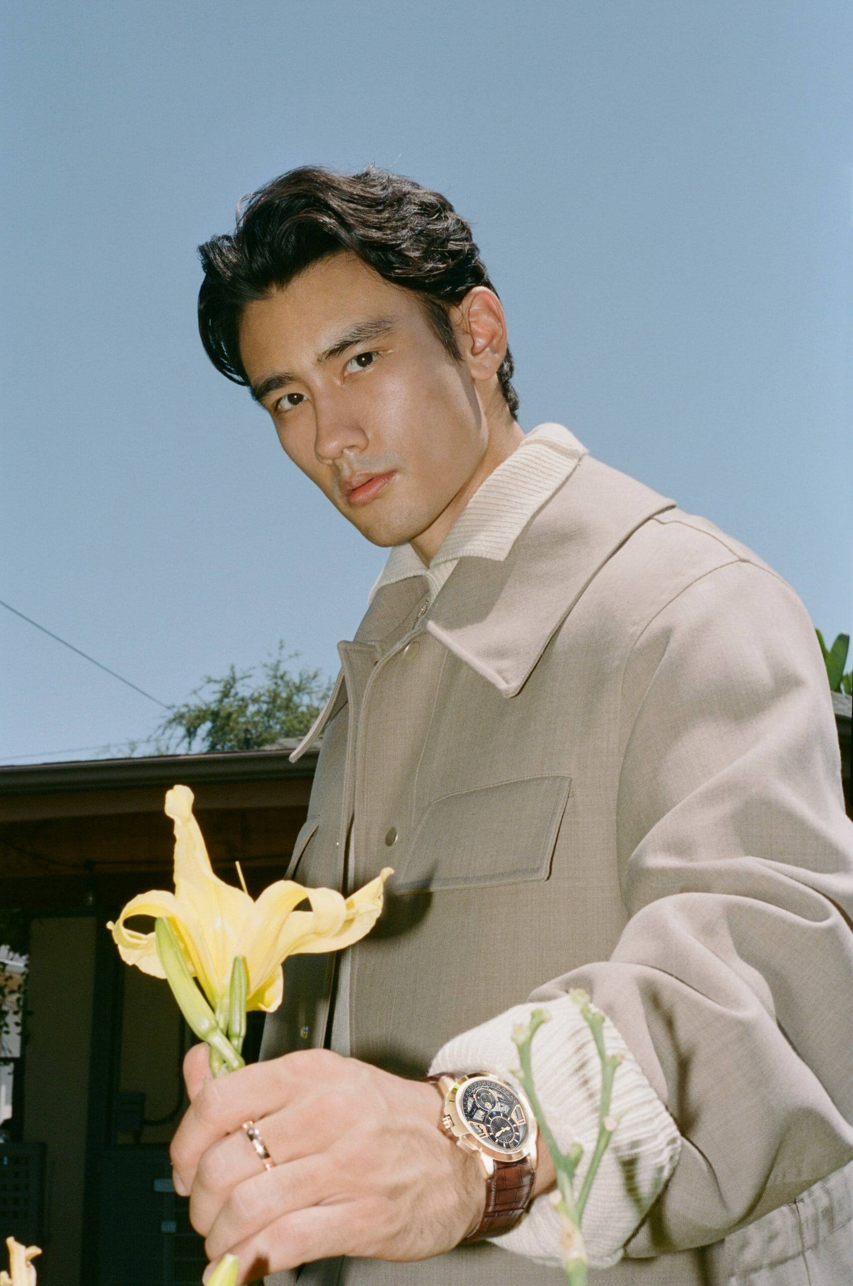 Introducing Alex Landi, Our September '21 Cover Star