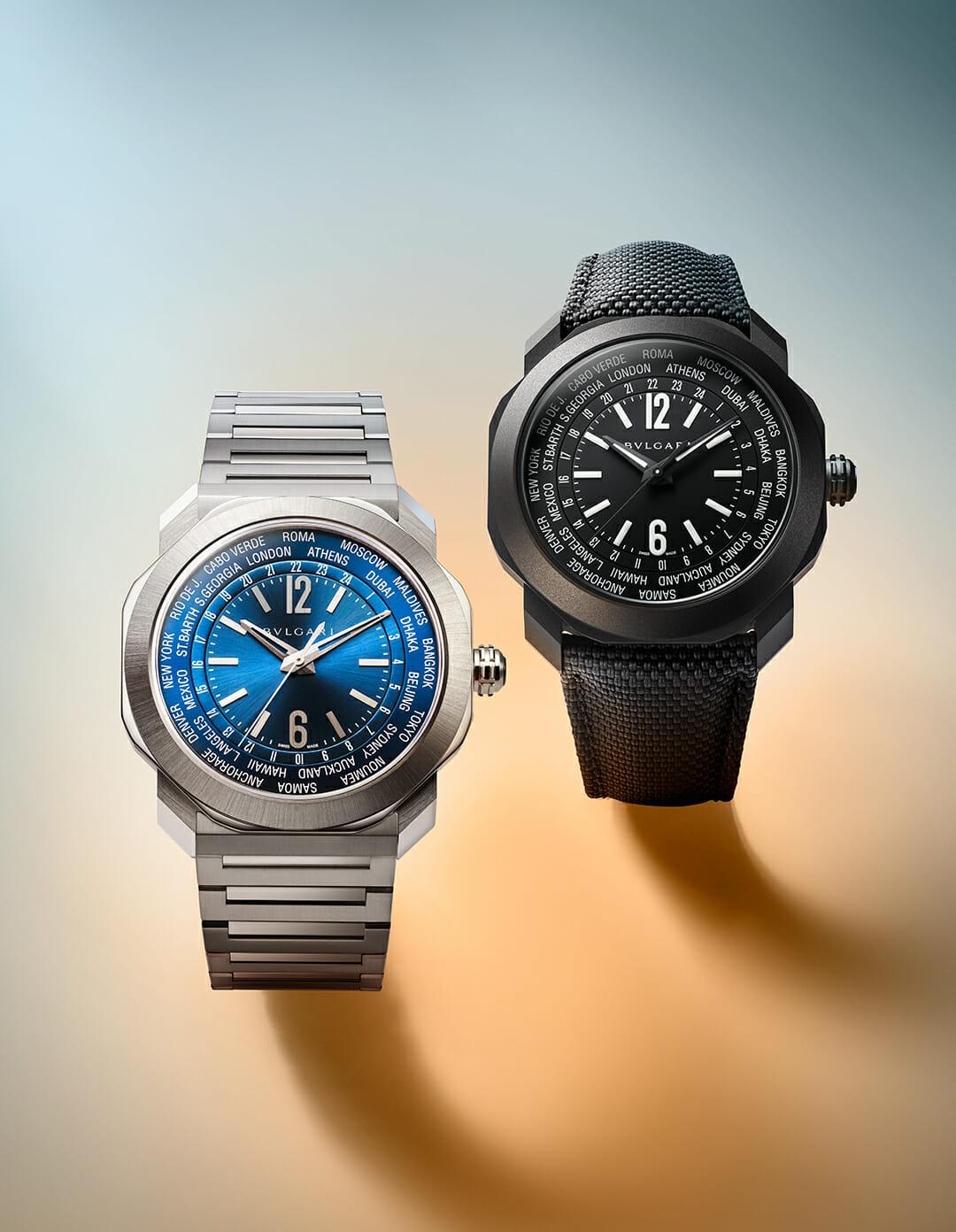 Bvlgari Dazzles at Geneva Watch Days