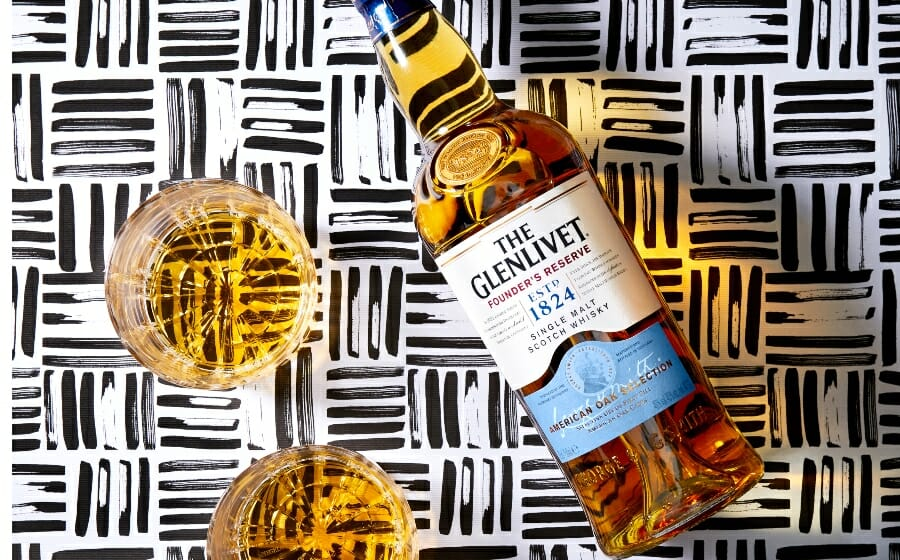 The Glenlivet Founder's Reserve Does Not Believe in Age Statements