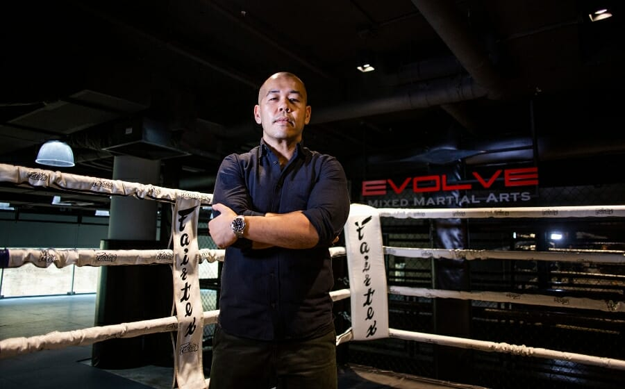 Wesley de Souza of EVOLVE MMA Maps Out the Future of Digital Fitness