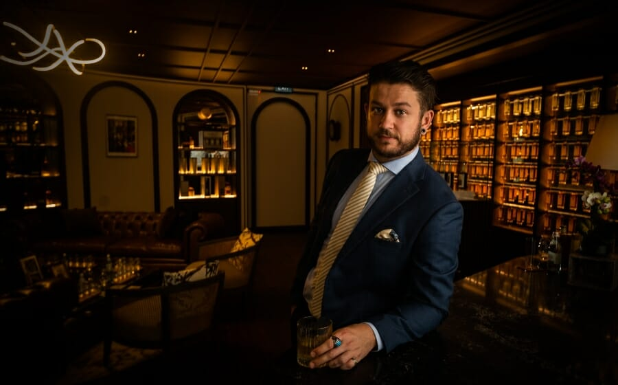 Brett Bayly Takes Us Through The Balvenie and Burnt Ends Collaboration