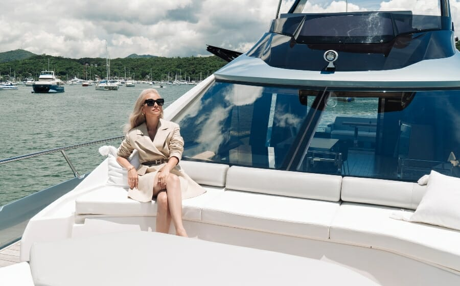 Vivian Chan of VP Yachts is Turning the Tide In the Yachting World