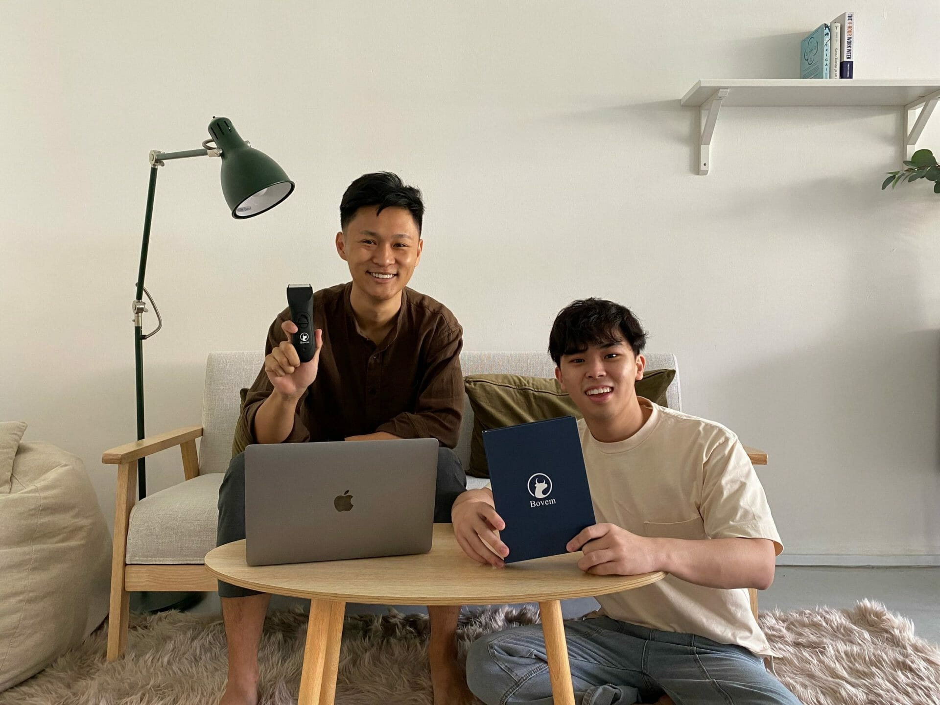 #MensFolioMeets Lydon Ong of Bovem About the Globe Trimmer, a Smarter Way to Shave
