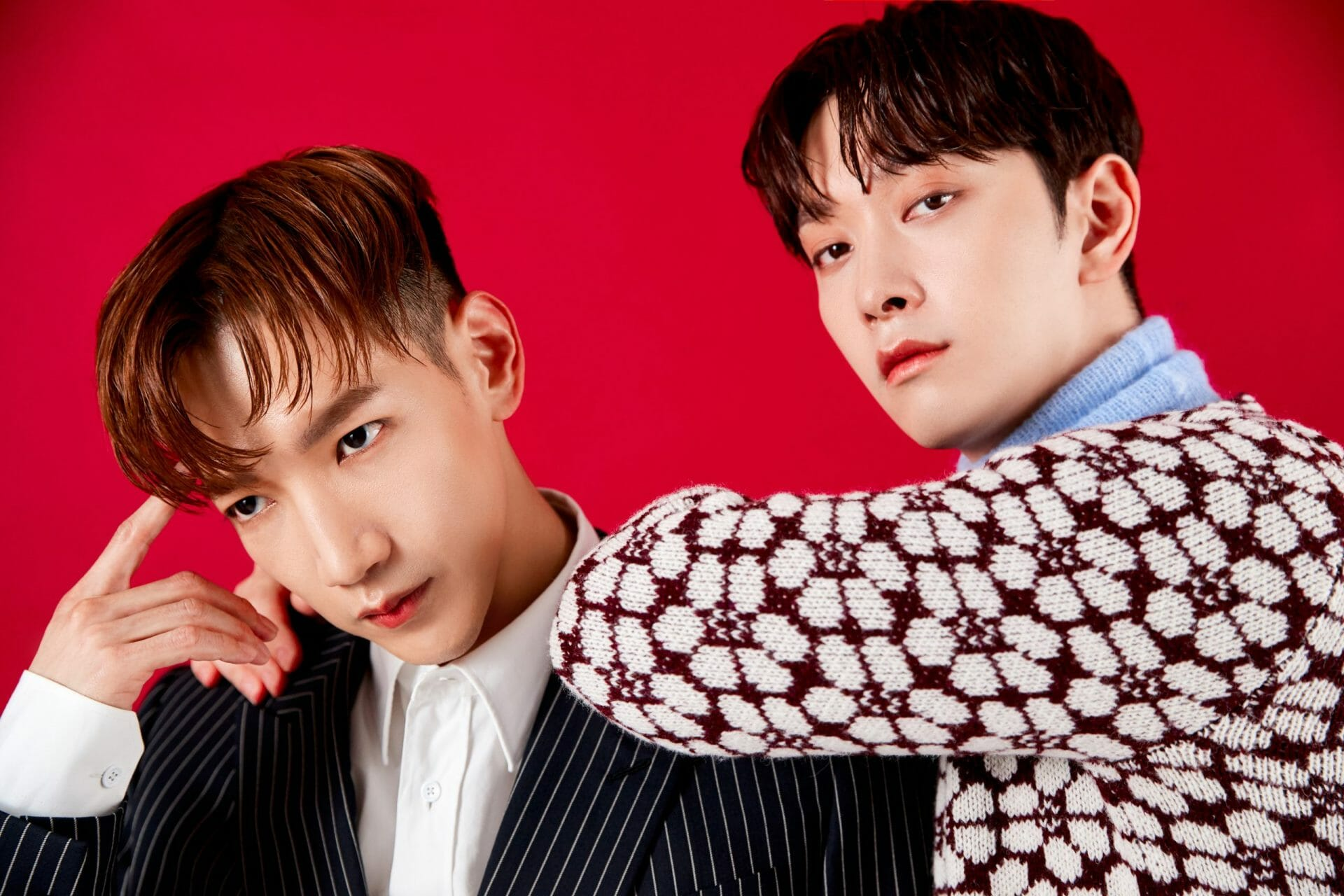 Our October 2021 Cover Stars JUN. K and CHANSUNG of 2PM On Their Comeback