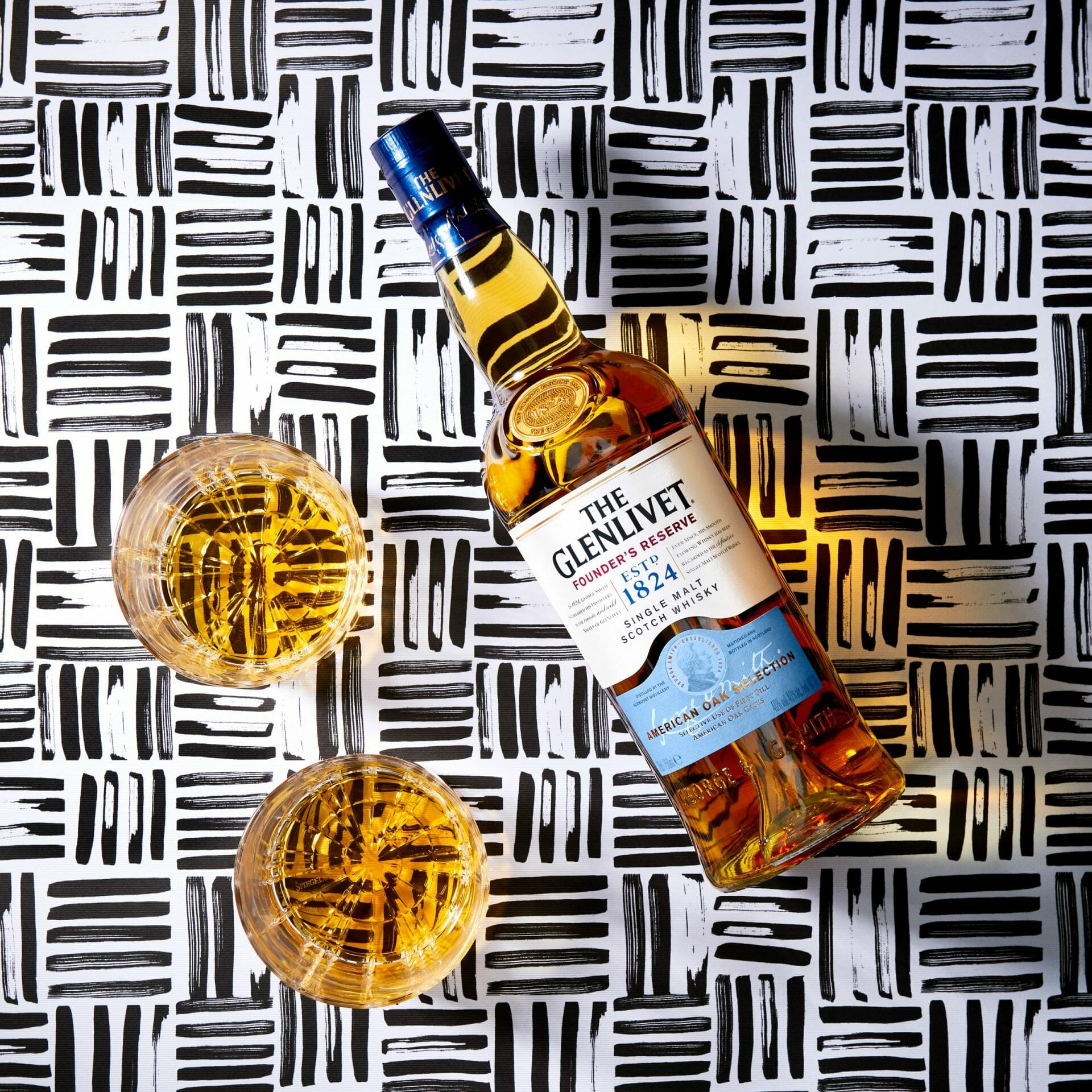 The Glenlivet Spirit Founder's Reserve Whisky Brings the Brand Into a New Age