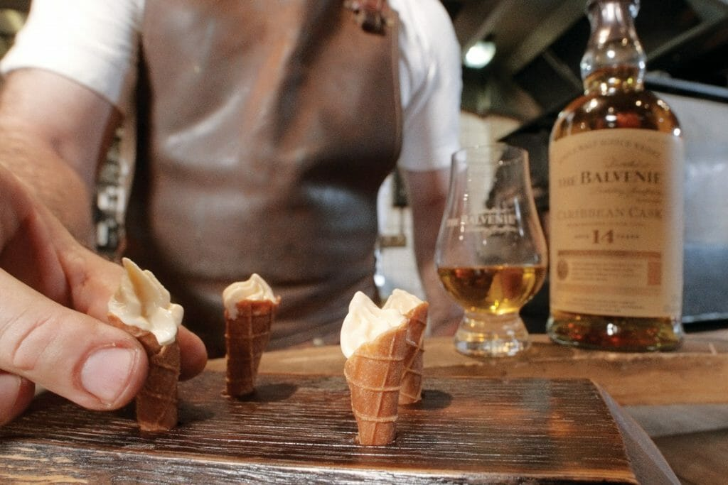 Brett Bayly Takes Us Through the The Balvenie And Burnt Ends Collaboration