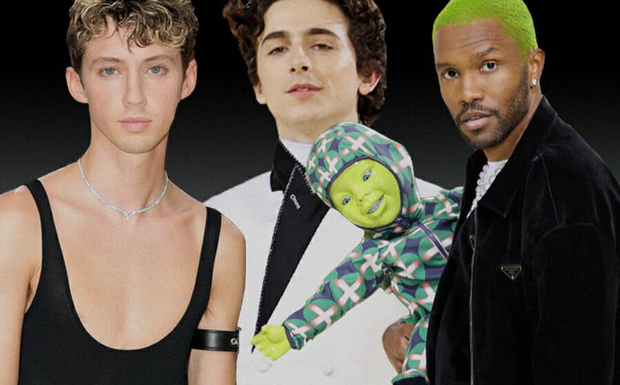 The Best Men's Looks at The Met Gala 2021